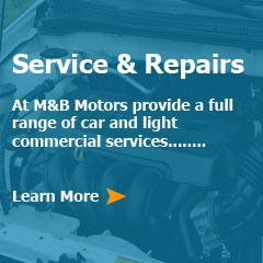 service and repairs for cars light commercial vehicles