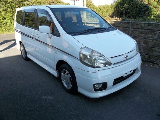 2000 Nissan Serena 8 Seater Auto Diesel