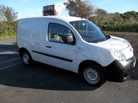 2011 Renault Kangoo 1.5DCI Right Front